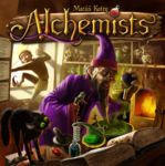 In Alchemists, two to four budding alchemists compete to discover the secrets of their mystical art. Points can be earned in various ways, but most points are earned by publishing theories – correct theories, that is — and therein lies the problem. Alchemist Game, Der Alchemist, Mandrake Root, You Are The World, The World's Greatest, Fun Games, Magick, Anime Manga, Card Games