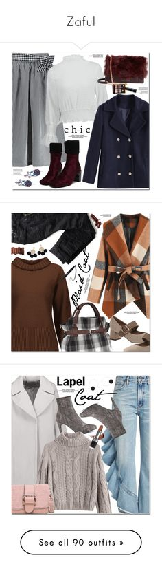 """Zaful"" by oshint ❤ liked on Polyvore featuring Ted Baker, Tom Ford, Urban Decay, LAQA & Co., Citizens of Humanity, Avon, L'Oréal Paris, adidas, casual and cool"