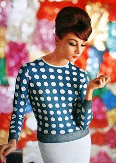 Wilhelmina Cooper 1961
