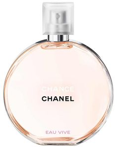 Summer 2015 Perfumes: Chanel Chance Eau Vive | Style.com/Arabia