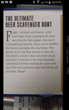 Bachelorette party games scavenger hunt ideas 48 Ideas for 2019 - PintoPin Drinking Games For Parties, Adult Party Games, Adult Games, Beer Drinking Games, Outdoor Drinking Games, Beer Games, Lawn Games, Adult Fun, Backyard Games