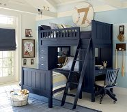love this for colin - except i think the bed is as big as his room!