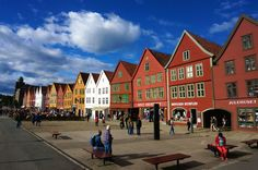 Where to Shop in the Bryggen (Bergen, Norway)