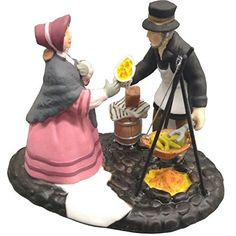 Department 56 Dickens Village Fish N Chip To Go Accessory Figurine -- Want to know more, click on the image.