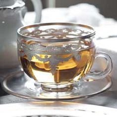 """January is National Hot Tea Month - [in addition, of course, to being """"Jordan Month in Boston!""""]"""
