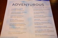 Royal Caribbean Drink Prices-1