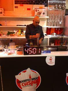 3ème session - C'est au tour de Thierry de Cuisiner ! #CFCA16