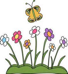 images clip art flowers - Bing Images