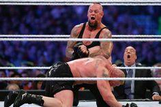 Undertaker vs. Brock Lesnar Announced for WWE SummerSlam 2015 PPV
