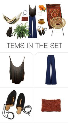 """paradise"" by gabrielafontesm ❤ liked on Polyvore featuring art"