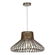 Dar The India Collection LUG6575 Lugo Easy Fit Ribbons Antique Brass – DC Lighting Ltd