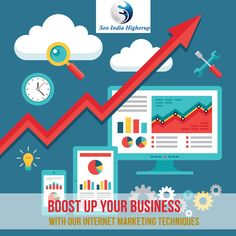 Boost up your business with us – SEO India Higherup View more @ www.seoindiahigherup.com