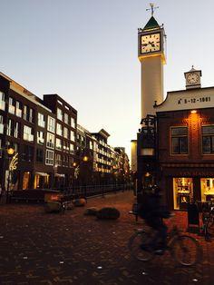 Zwaaiplein Veenendaal San Francisco Ferry, Big Ben, Dutch, Building, Travel, Viajes, Dutch Language, Buildings, Destinations