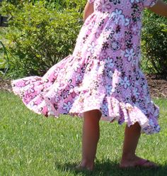 Ellie Inspired Jersey Girl knit pattern (sizes 4-12)