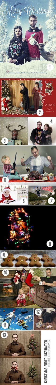 Day 3: Funny Christmas Photo Inspiration