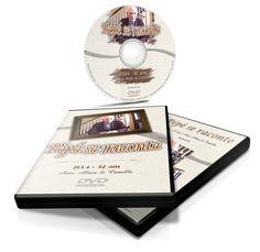 Étiquette pour boitier et DVD