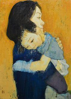 Silent Prayer, Prayers, Artwork, Painting, Work Of Art, Painting Art, Beans Recipes, Paint, Draw
