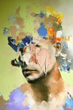Paintings by Jesus Leguizamo | http://inagblog.com/2016/05/jesus-leguizamo-update-2/ | #art #paintings