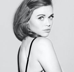 Holland black & white
