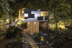 Galeria - Casa na Árvore Urbana / baumraum - 2