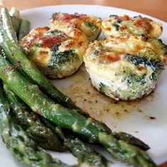Merethe Vrå : Broccoligratin med smørbagte asparges Food Inspiration, Green Beans, Broccoli, Vegetables, Plads, Recipes, Gratin, Veggie Food, Vegetable Recipes