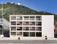 Casa del Fascio di Como | arquiscopio - archivio