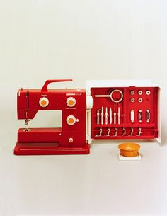 Vintage Bernina Sewing Machine