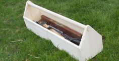How to Make a Wooden Tool Carrier