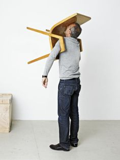 Misuse of objects can be applied straight to misuse of words...............  Erwin Wurm - Idiot III
