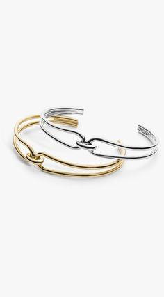 Buy this: Shinola Lug Cuff Bracelet