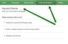 The New Google Keyword Planner  how to use it for your own social media