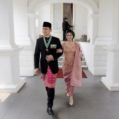 Tampil Anggun, Ini 10 Gaya Annisa Yudhoyono dalam Balutan Kebaya | IDN Times