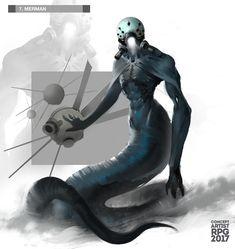 https://www.deviantart.com/art/Merman-719711664
