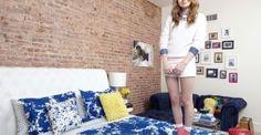 Ideas lindo y fresco dormitorio de chicas adolescentes