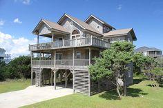 Hatteras Vacation Rentals   Whitaker Escape - Oceanside Outer Banks Rental   834 - Hatteras Rental