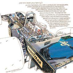 automotive-illustration-peter-hutton-15.jpg (750×750)