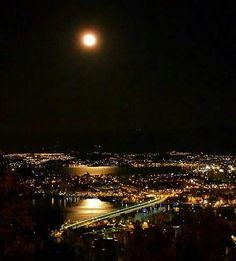 Linda em qualquer horário, maravilhosa em todas as estações, essa é Florianópolis! Imagem: Maykon Popeng