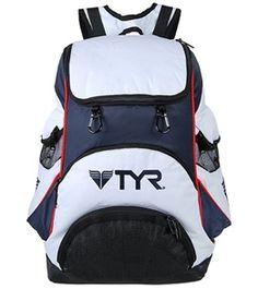 82dc73592c TYR Alliance Team Backpack II  swimoutlet Triathlon Gear