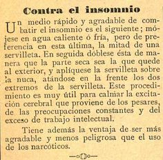 Contra el insomnio. Almanaque Bouret para el año de 1897 / formado bajo la dirección de Raúl Mille y Alberto Leduc. (R)/529.4 ALM.b.897. Colección de Calendarios Mexicanos del Siglo XIX. Fondo Antiguo. Biblioteca del Instituto Mora, México. Against insomnia. Almanac Bouret for the year 1897 / formed under the direction of Raúl Mille and Alberto Leduc. (R) /529.4 ALM.b.897. Collection of Mexican Calendars of the 19th Century. Old Background. Library of the Mora Institute, Mexico.