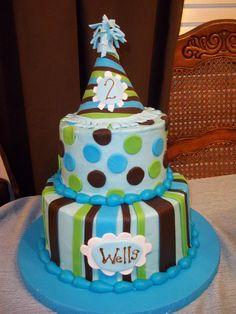 Kid's Birthday Cake #birthdaycake