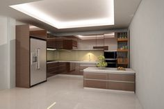 KITCHENEU: Xu hướng màu sắc của tủ bếp hiện đại châu âu