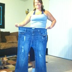 If I can do it.. You can!  40 pounds down and counting! size 22 pants now 14! (running/working out and eating healthy)!!