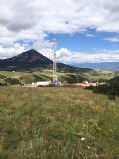 Colorado Oil Patch