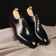 Wholecut Oxford Model # 910 Cordovan Marino