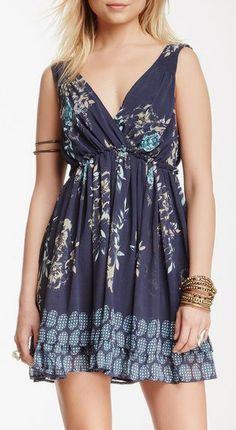 Spring Fever Mini Dress