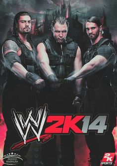 The Shield #WWE2K14
