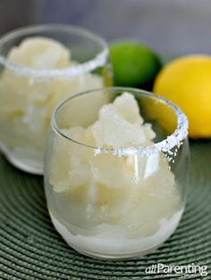 Margarita granita #cocktail