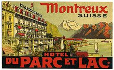https://flic.kr/p/xmRCs | Untitled | montreux switzerland hotel du parc et lac