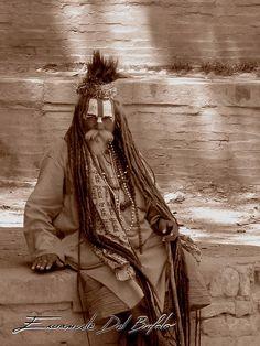 Namasté OM Sai Ram_/|\_Ahimsa Holy Sadhu -emanueledelbufalo.com portfolio humansp