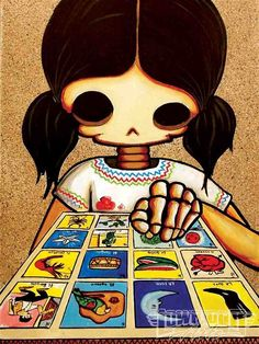 loteria,loved it as a child and now my kids love it too
